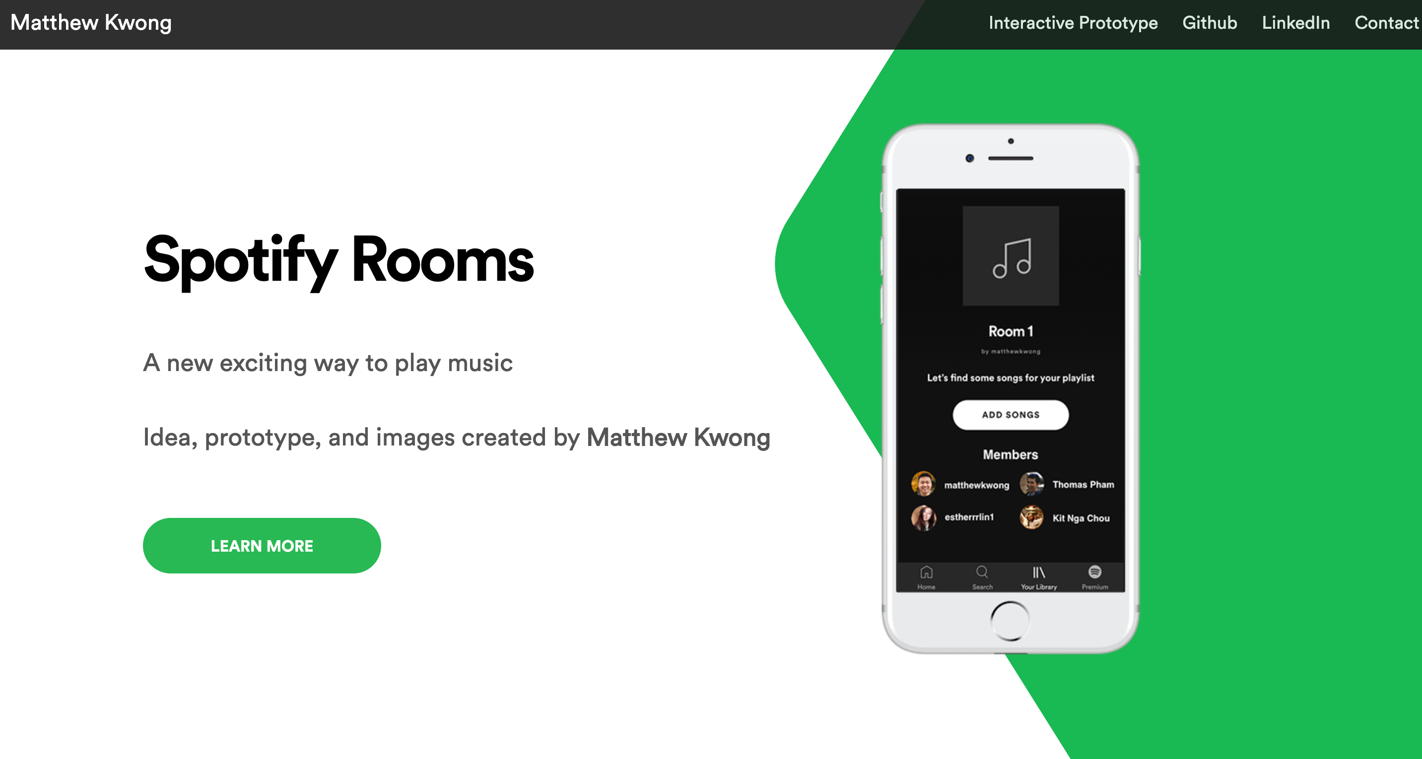 Spotify Rooms